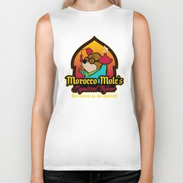 Squirrel Tajine Biker Tank