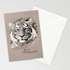 Tiger (BornInNature) Stationery Cards
