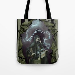 Tragically Ever After: Severus Snape Tote Bag