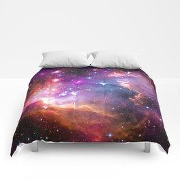 Angelic Galaxy Comforters