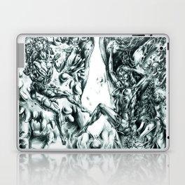 Sub-dimensional Passage to God Laptop & iPad Skin