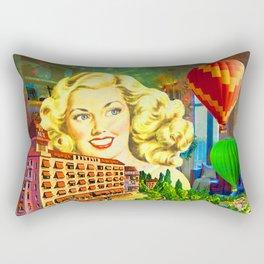 GD. HOTEL DE LA PAIX Rectangular Pillow