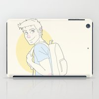 stiles iPad Cases featuring Stiles by PrettyOddChild