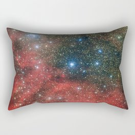 Star Cluster NGC 6604 Rectangular Pillow