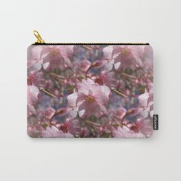 Perfect - Pink Cherry Blossom Carry-All Pouch