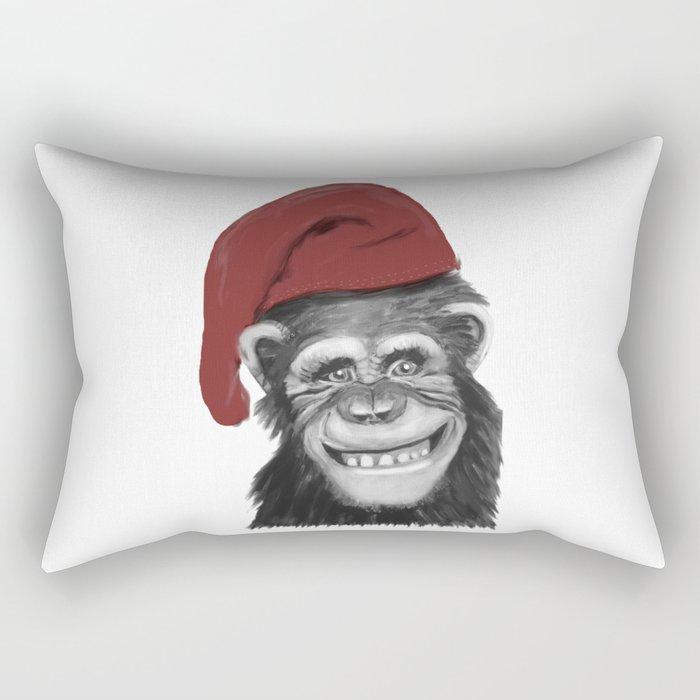 Happy christmas Rectangular Pillow