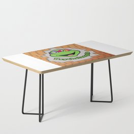 Psychelangelo - The Lost Ninja Turtle Coffee Table