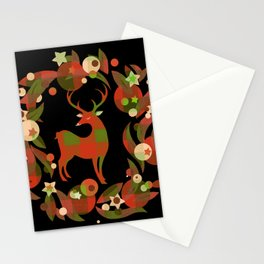 stille nacht Stationery Cards