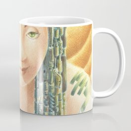 Portrait in the Desert Coffee Mug