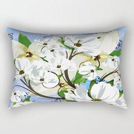 Evening Primrose   Rectangular Pillow