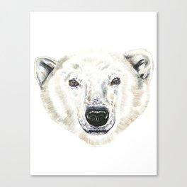 Polar Bear! Canvas Print