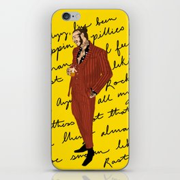 Posty iPhone Skin
