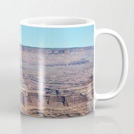 Solitary Juniper Tree, Dead Horse State Park Coffee Mug