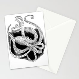 Jetting Away - Inked Stationery Cards