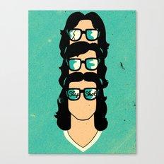 Slap Shot Canvas Print