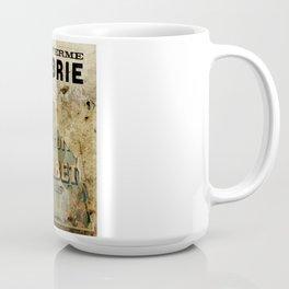Moniteur de la mode Coffee Mug