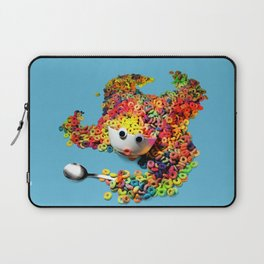 Clumsy Mornings Laptop Sleeve