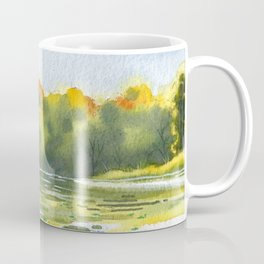 Black River, Ontario, Oct 2nd Coffee Mug
