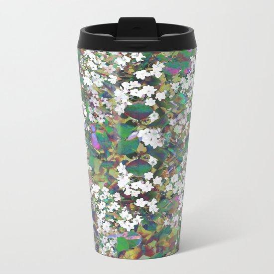 Hawthorn Digital Distortion Metal Travel Mug
