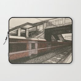 End of nowhere Laptop Sleeve