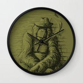 Help the homeless Wall Clock