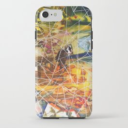 Triangle City iPhone Case