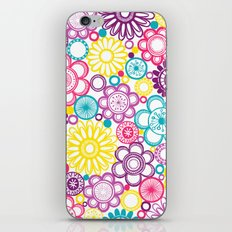 BOLD & BEAUTIFUL blooms iPhone & iPod Skin