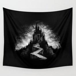 Vampire Castle Wall Tapestry
