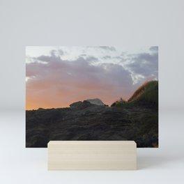 Pebble Beach Dandy Mini Art Print