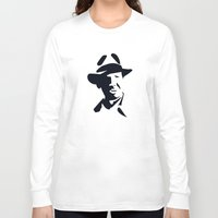 indiana jones Long Sleeve T-shirts featuring Indiana Jones by Gavin Foster