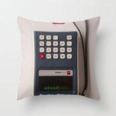 0.7734 Throw Pillow