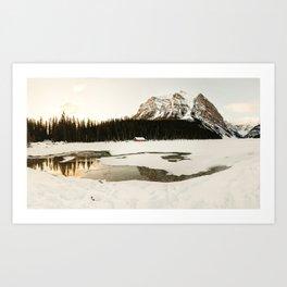Banff, Lake Louise Art Print
