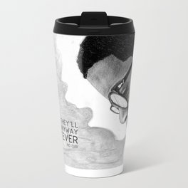 Up Up and Away Metal Travel Mug