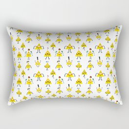 Gravity Falls taken over by Bill Cipher Rectangular Pillow