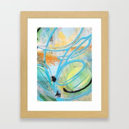 Cause for the creative Framed Art Print