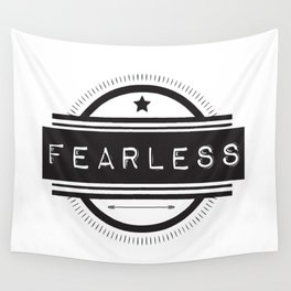 #Fearless Wall Tapestry