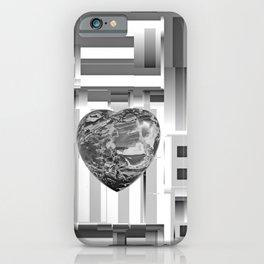 Jasper Heart in Vacancy iPhone Case