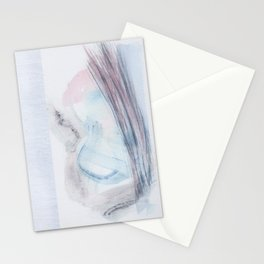 I_nfinity B_lue Stationery Cards