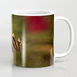 Natures Flutter Coffee Mug