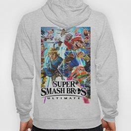 Super Smash Bros All Characters Hoody