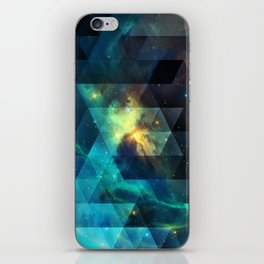Galaxies I iPhone Skin