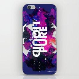 Pure Liquid Imagination : Concept 2 iPhone Skin