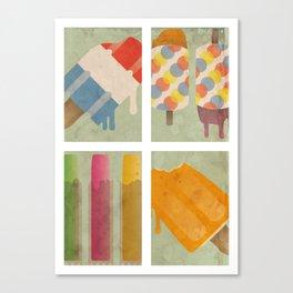 Yummy Treats... Canvas Print