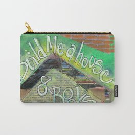 House of Books Carry-All Pouch