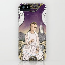 Neverending Story iPhone Case