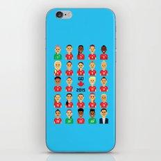 Go Canada 2015! iPhone & iPod Skin