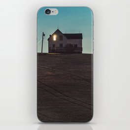 Leave a Light On iPhone Skin