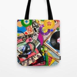 Viva le Vinyl Tote Bag