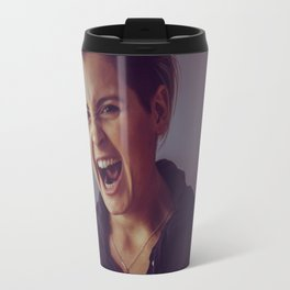 This is My Rage Face Travel Mug
