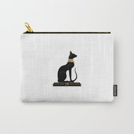 Egyptian Cat Sphynx Carry-All Pouch